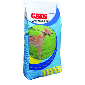 GAIN GREYHOUND 20 - granule