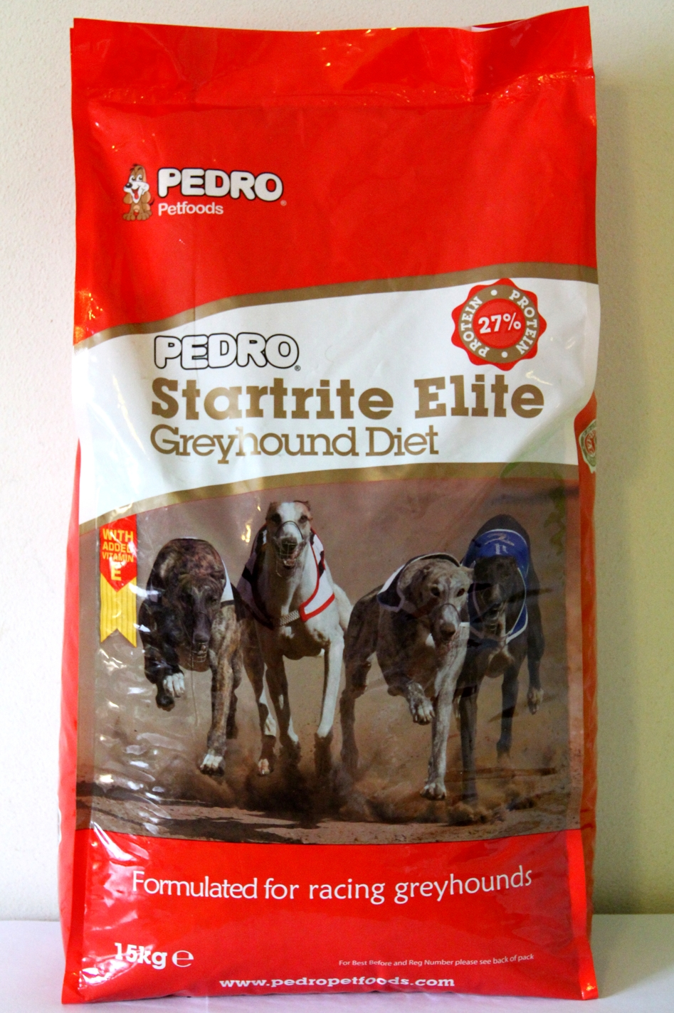 PEDRO STARTRITE ELITE GREYHOUND - granule