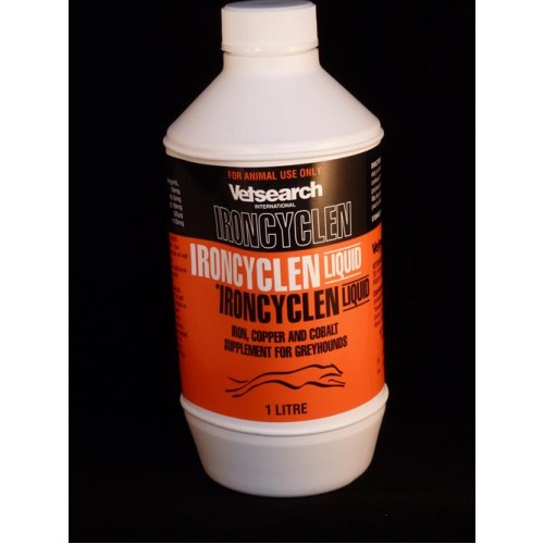 IRONCYCLEN 500ml